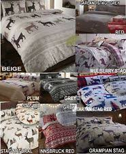 King Size Brushed Cotton Duvet Covers Animal Theme Bedding Sets And Duvet Covers Ebay
