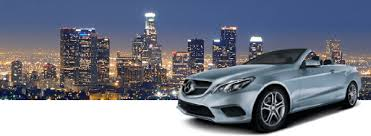 mercedes rental cars rent a convertible in los angeles california