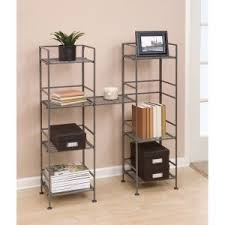Wire Shelving Desk Steel Wire Shelving Seville Classics