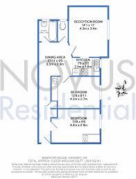 2 bed flat for sale in banister house homerton high street e9