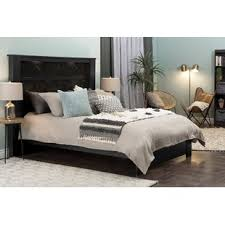 Headboard For Platform Bed Platform Bed Without Headboard Wayfair