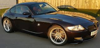 used 2006 bmw z4 coupe z4 m coupe for sale in mid glamorgan