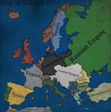 Europe Map 1914 Map Of Europe 1914 By Theko9isalive On Deviantart