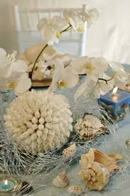Seashell Centerpieces For Weddings by 40 Amazing Beach Wedding Centerpieces Weddingomania