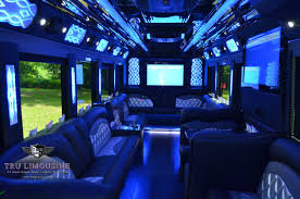 nj party bus 44 pass limo tru limos