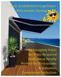 Aluminium Awnings Cape Town Sun Solutions Awnings Blinds U0026 Screens Roofing Contractors Cape