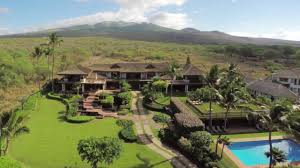 architectural masterpiece hawaiian style mansion offers endless