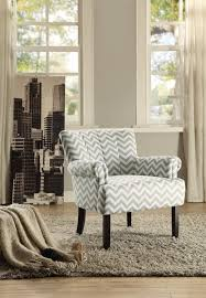 Accent Chairs In Living Room by Homelegance Rhett Accent Chair Linen Natural 1266f1s