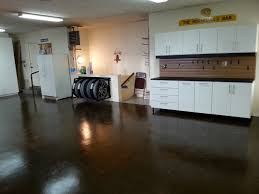 Garage Laminate Flooring Branchberg Nj Garage Floor And Cabinets And Great Home Owners