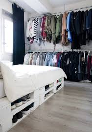Crate Bed Frame Sleep On A Pallet The Fashion Medley