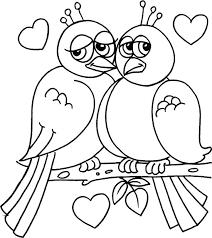valentine coloring pages print funny coloring