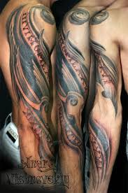 amazing tribal sleeve designs tattooshunt com