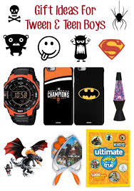gift ideas for tween boys and boys gift guide for