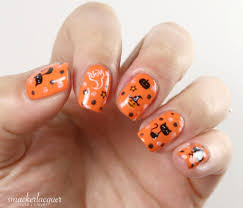 halloween born pretty store nail decals k066 smackerlacquer