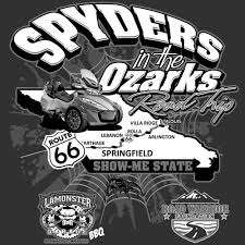 monster truck show springfield mo spyders in the ozarks september 14 17 2017 u2014 us spyder ryders