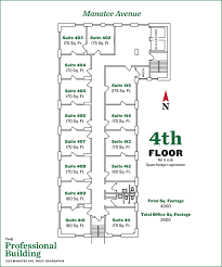 Professional Floor Plans The Professional Building