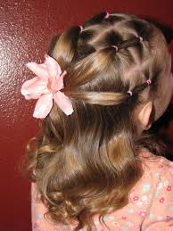 kids ponytails hairstyles african american little kids
