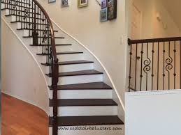 Iron Banister Spindles Iron Balusters Spindles Stair Parts Installation In Dallas Fort Worth