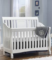 White Convertible Cribs by Sorelle Montgomery 4 In 1 Convertible Crib White Toys