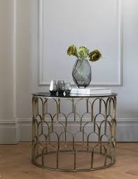 coffee tables exquisite wonder boy glass brass coffee table