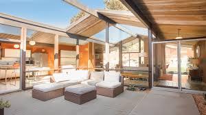 eichler house plans eichler homes mint condition sequoyah hills eichler home open