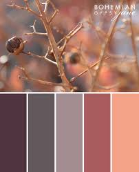 bohemian gypsy jane color love fall color inspiration color