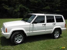 classic jeep interior 2001 stone white jeep cherokee classic 4x4 13309070 gtcarlot