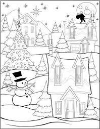 Coloriage Noel ce2 a Imprimer Gratuit