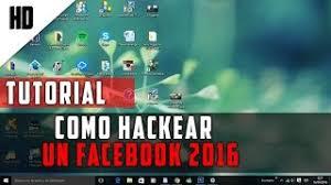 como hackear un facebook facil rapido y sin programas como hackear una cuenta de facebook sin programas