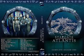 Seeking Season 3 Dvd Release Date Stargate Atlantis Dvd Cover Season 1 Two Years After U Flickr