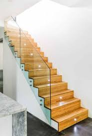 Wooden Handrail Decorations Small Wood Basement Stairs With Wooden Handrail Also