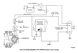 wiring wiring diagram of how to wire an alternator to a battery