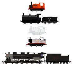 thomas the train halloween halloween engines by trainman3985 on deviantart