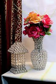 Crystal Vases For Centerpieces Crystal Glass Beads Flower Vases Wedding Centerpieces Flower Pot