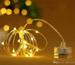 Mini Led Fairy String Lights 2m 20leds Romantic Light String For
