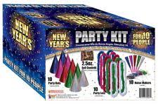 new years party box new year s new year party sets and kits ebay