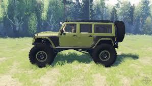 jeep wrangler military green wrangler rubicon for spin tires