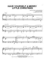 yourself a merry sheet for piano and