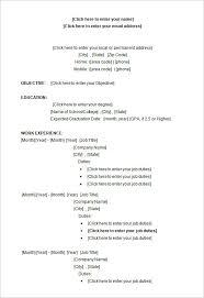 Free Word Templates Resume Microsoft Word Templates Resume Microsoft Word Resume Format Cv