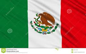 mexican flag stock video video 35427322