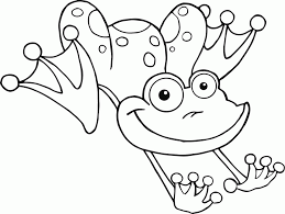 coloring coloring pages of frogs for kids free printable frog
