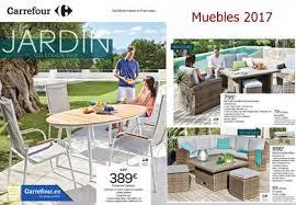 muebles de jardin carrefour carrefour catalogo muebles de jardin primavera 2017 catalogosd