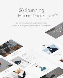 pillar multipurpose multi concept responsive wordpress theme by