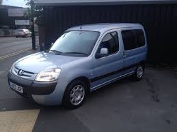 peugeot partner combi d 1 9cc diesel mpv manual 2003 silver in
