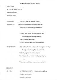 free functional resume templates download functional resume template free download beneficialholdings info