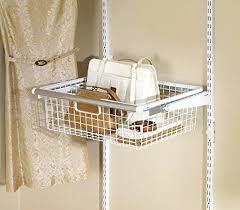 Wire Storage Unit Wire Rolling Shelves Basket Organizer Sliding Drawer Like Unit