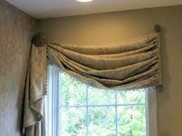 Primitive Curtain Tie Backs Use A Small Decorator Rod Hung Vertically At Winbdows Frame