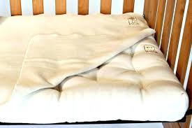 Organic Cotton Crib Mattress Pad Organic Mattress Pad Crib 100 Organic Cotton Crib Mattress Pad