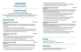 excellent resume templates the best resume template based on my 15 years experience