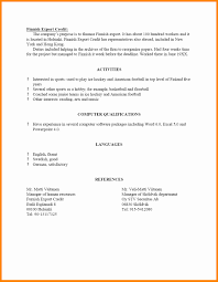 resume chronological order 49 inspirational photos of example of good resume resume sample